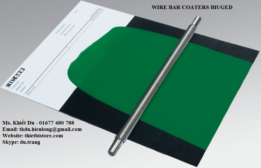 Wire bar coaters biuged 2